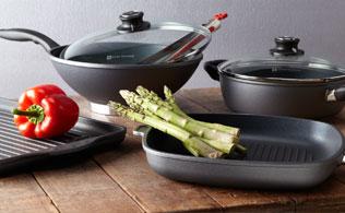 Essential Cookware: Pots & Pans