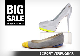 Big Sale: World of Shoes