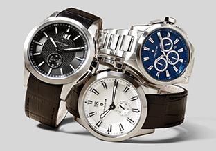 Rechtzeitige Stil: Uhren!