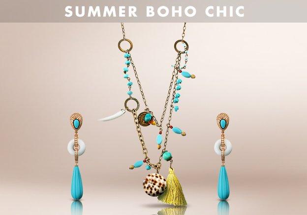 Summer Boho Chic!