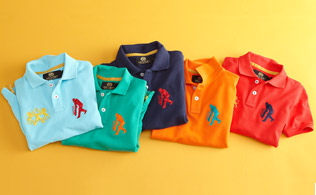 Back to School: Sher Singh Cricket Polos
