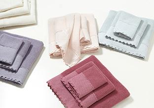 Bath Towels by Mili Designs!