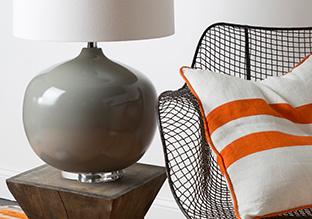 L'ultima : Tabella & Floor Lamps!