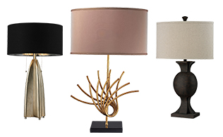 Accentuate & Luminate: Lamps Up to 70% Off