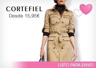 Cortefiel: desde 15,95 euros