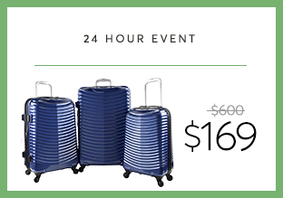Offerta del Giorno : 3 pezzi set di borse a $ 169!