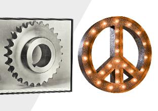 New Markdowns: Industrial Artwork