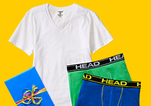 HEAD Underwear!