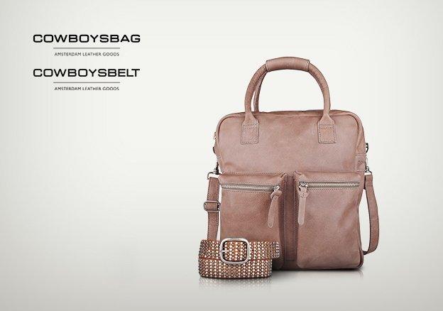 Cowboysbag & Cowboysbelt