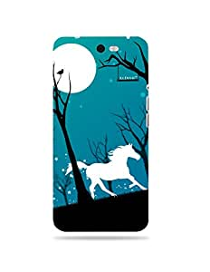 alDivo Premium Quality Printed Mobile Back Cover For Infocus M812 / Infocus M812 Back Case Cover (MKD169)
