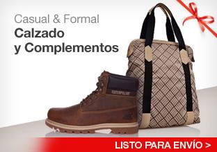 Casual & Formal: Calzado y complementos