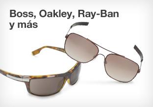Boss, Oakley, Ray-Ban y más