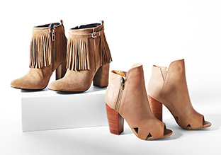 Thinking of Fall: Booties!