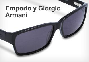 Emporio y Giorgio Armani!