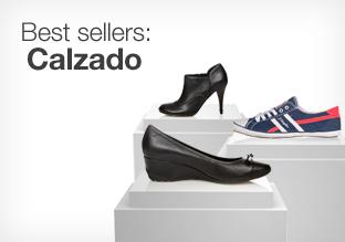 Best Sellers: Calzado!