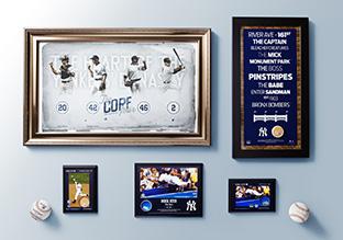 Home Run: Baseball Memorabilia!