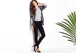 Shop Your Size: Denim & Pants Size 23-26