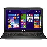 """ASUS X SERIES X554LA-XX371H - Portátil de 15.6"""" (Intel Core i3-4030U, 4 GB de RAM, Disco HDD de 500 GB, Intel HD Graphics 4400, Windows 8.1 x64), negro - Teclado QWERTY Español"""