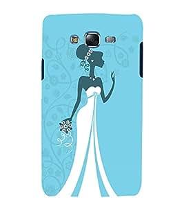 Fashion Girl Wallpaper Cute Fashion 3D Hard Polycarbonate Designer Back Case Cover for Samsung Galaxy J5 (2015 Old Model) :: Samsung Galaxy J5 Duos :: Samsung Galaxy J5 J500F :: Samsung Galaxy J5 J500FN J500G J500Y J500M