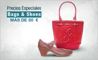 Precios Especiales Calzado: Más de 50€