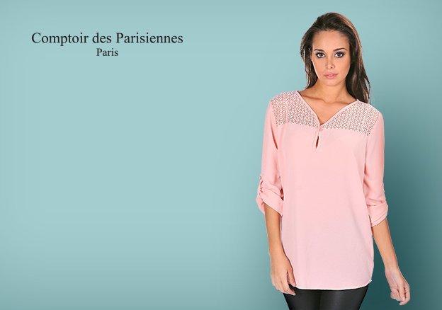 Comptoir des Parisiennes