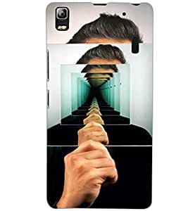 LENOVO A7000 TURBO ILLUSSION Back Cover by PRINTSWAG