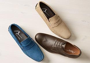 Guardando Sharp : Abito scarpe!