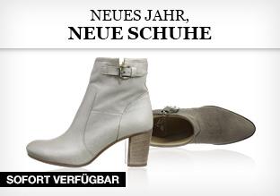 Neues Jahr, Neue Schuhe