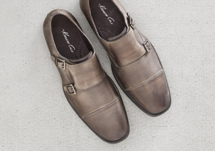 The Monk Strap!