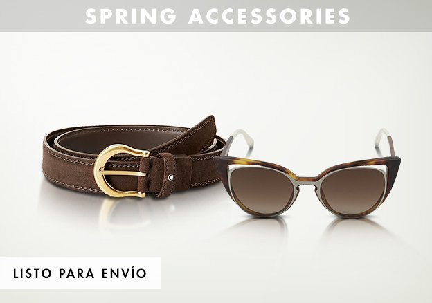 Spring Accessories!