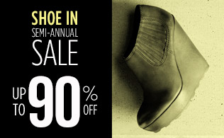 Up to 90% Off Sizes 4-5.5!