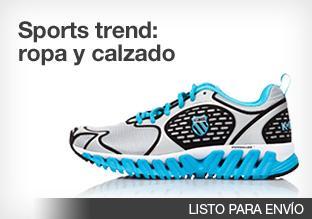 Sports trend: ropa y calzado