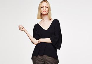 Wochenend- Stil : Pullover & Tops!