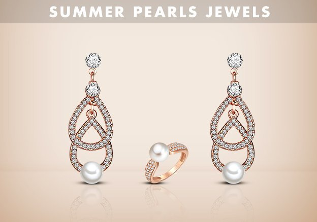 Summer Pearls Jewels