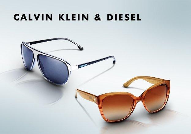 Calvin Klein & Diesel