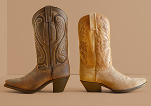 Southwest Chic: Boots & Booties