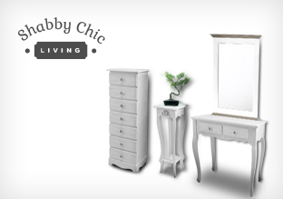 Shabby Chic Living!