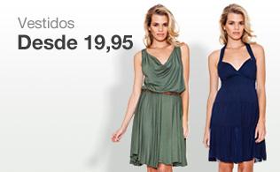 Vestidos desde 19,95 euros