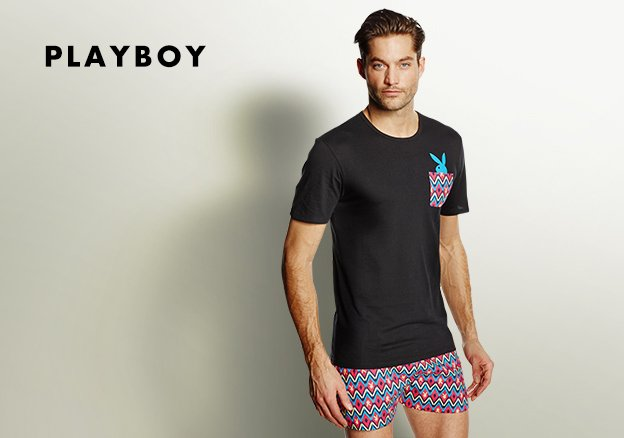 Playboy!
