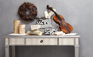 Let It Snow: Wintery Gifts for Home