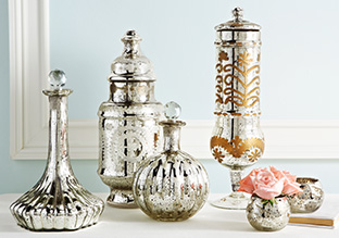 Up to 70% Off: Decorative Accessories!