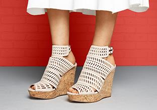 Der Schuh Shop : Wedges & Espadrilles!