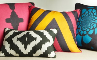 Colorful Inspirations: Decorative Pillows!