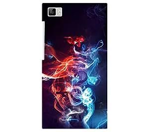 Perfect print back cover for Xiaomi Redmi mi3