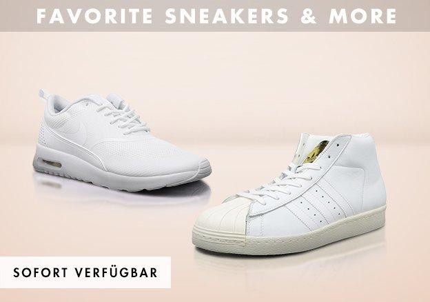 Favorite sneakers & more
