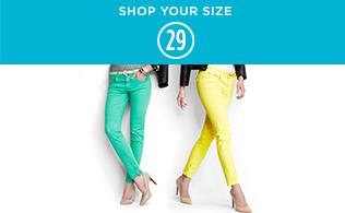 Denim: Size 29