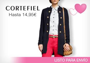 Cortefiel: hasta 14,95 euros!