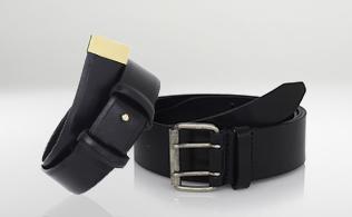 Buckle Down: Designer Belts