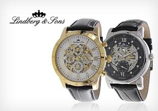 Lindberg & Sons: relojes y accesorios