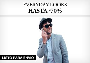 Everyday Looks hombre